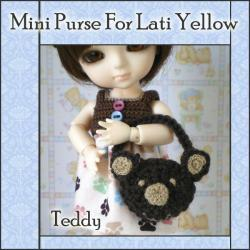 Teddy Purse
